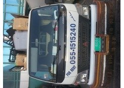Pickup truck for rent. 0553752542