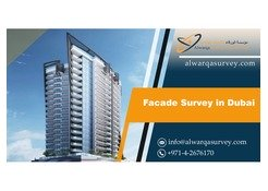 Facade Survey in Dubai |UAE |Abu Dhabi