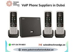VoIP Telephone System Providers in Dubai