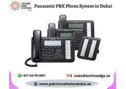 Professional Panasonic PABX  Systems in Dubai