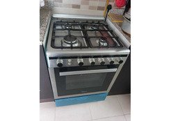 Midea gas Cooking Range with Oven and Stove top