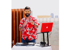 DJ FOR CLUBS, EVENTS, WEDDINGS, HOUSE PARTY, CORPORATE PARTY, BIRTHDAY PARTY, YACHT PARTY.