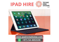 Rent IPads for Events in Dubai, Abu Dhabi