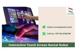 Looking for Digital Signage Rental Solutions in UAE?