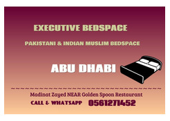 Bedspace for executive Indian & Pakistani bachelors