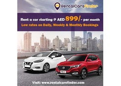 Cheapest Rental Cars for Dubai Tour - Rental Cars Finder