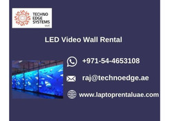 How to Rent LED Video Wall for Business in Dubai?