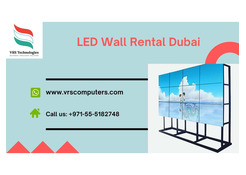 Are you Looking for Large Format LED Wall Rentals in UAE?