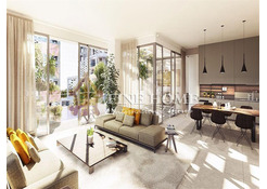 Gorgeous 3BR Apt with Breathtaking Plaza View