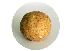 Motherway Natural Peanut Laddoo (soft ball) (Palm Jaggery/ Sesame mixed)