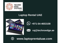 How Laptop Rental is Helpful in UAE?