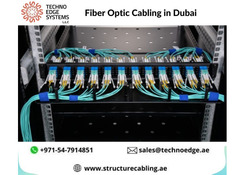 Advanced Fiber Optic Cabling Providers in Dubai