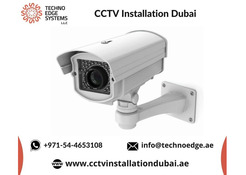 CCTV Camera Installation in Dubai - Techno Edge Systems