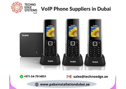 Advanced VoIP Phone Suppliers in Dubai