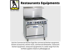 Kitchen Equipment and other products