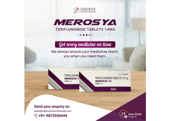 Merosya 14mg Tablets Wholesaler and Bulk Supplier- Oddway International