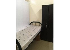 partition and bed space avail now  in electra