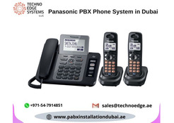 Panasonic  PBX Phone System in Dubai For Your Business