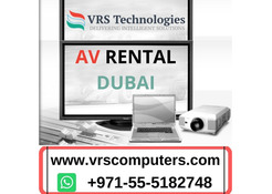 Audio Visual Rental in Dubai To Create New Horizons