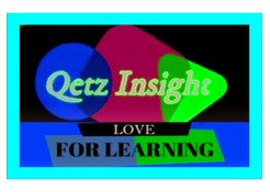 Qetz Insight  | Kids learning Come join us only | 1535 | Kids Education