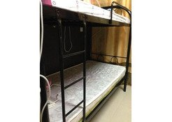 CLOSED PARTITION, UPPER AND LOWER BED SPACE ELECTRA