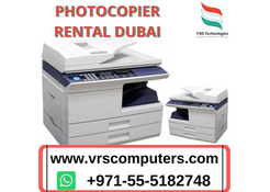Photocopier Rental For Offices in Dubai