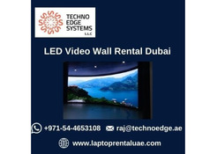 How to Rent LED Video Walls for Business in Dubai?