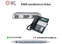 We Offer PABX Installation in Dubai