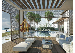 High-Quality Beach-side Villa in  Al Saadiyat