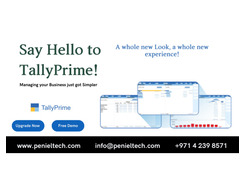 Tally ERP 9 Dealer in Dubai, Tally UAE, Tally Prime Dubai