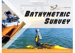 Bathymetric Survey In Abu Dhabi | UAE