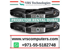 Projector Rental in Dubai Offerings for Corporate Events