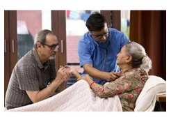taking care of elderly in your home