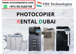 Photocopier Rental Dubai for Small Sized Offices