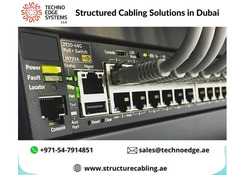 Advanced Structured Cabling Solution in Dubai