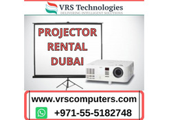 Projector Rentals for Businesses & Events in Dubai