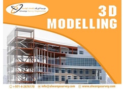 3d Modeling Company in UAE
