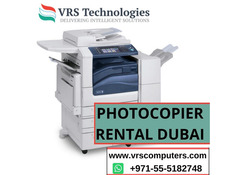 Photocopier Rental Dubai Essential Resource for Enterprises