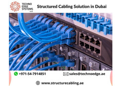 Structured Cabling Solution Providers in Dubai