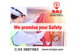 Fire Fighting and Safety Equipment in Dubai