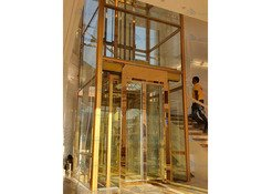 Panoramic Home Lifts in UAE