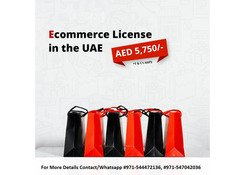 eCommerce company registration in just AED 5,750 only