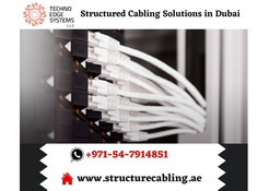 Customize Structured Cabling Solution in Dubai