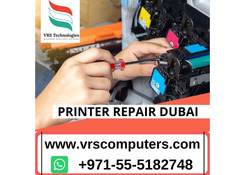 Printer Repair in Dubai Turn Out As A Remedy To Increase Life Span