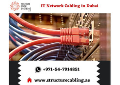 IT Network Cabling in Dubai for your Organization