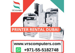 Advantages of Choosing Printer Rental Dubai