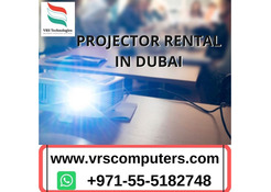 Projector Rental for a Business in Dubai