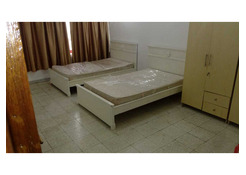 One bed space available in big hall in mussafah Shabia Abu Dhabi