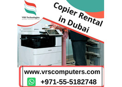 Photocopier Rental in Dubai Is a Smart way For Printing