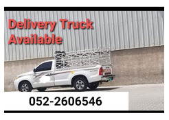1 ton pickup truck for rent ln Al Furjan Villa 052- 2606546
